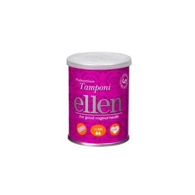 Ellen probioottinen tamponi mini X14 kpl