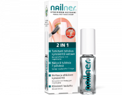 NAILNER KYNSISIENEN HOITOAINE 2IN1   X5 ML