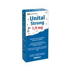 UNITAL STRONG 1,9 MG TABL X30 FOL