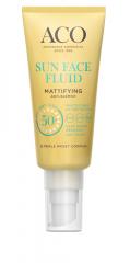 ACO SUN Face Fluid spf 50+ Mattifying 40 ml