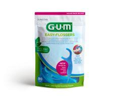 GUM EASY-FLOSSERS MINT LANKAIN 890M90 90 KPL
