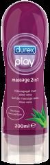 Durex Play Massage 2in1 AloeVera 200 ml